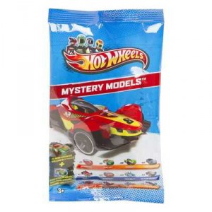 Hot Wheels Cars Blind Pack Mystery Models