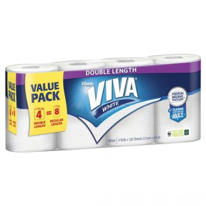 Viva Paper Towel Double Length