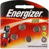Energizer Button Batteries A76
