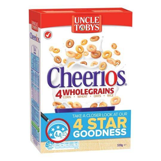 Uncle Tobys Cheerios