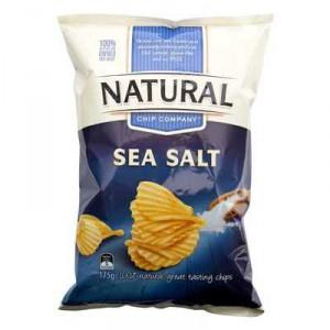 Natural Chip Co Share Pack Sea Salt