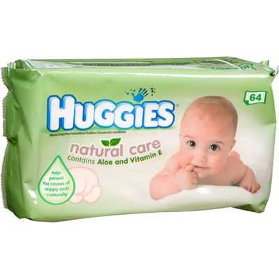 maddisonmelkie@gmail.com reviewed Huggies Baby Wipes Natural Care