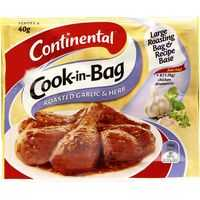 Continental Cook-in-bag Recipe Base Roasted Garlic & Herbs