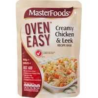 Masterfoods Oven Easy Creamy Chicken & Leek