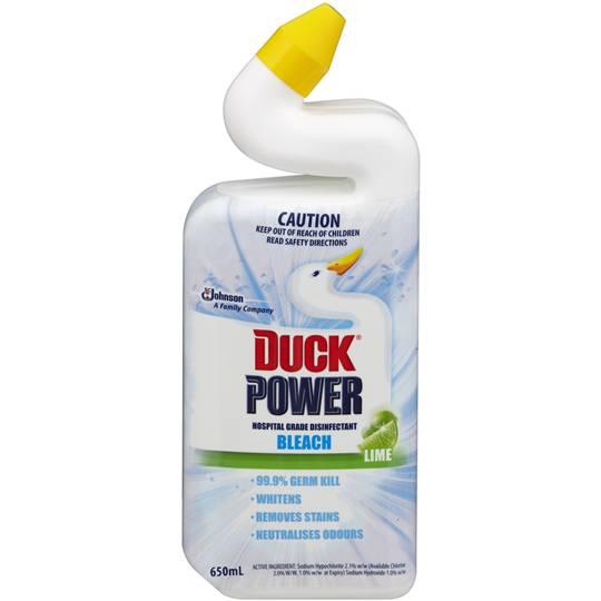 Bleach Bathroom Cleaner: Duck Power Toilet Cleaner Bleach Lime Ratings