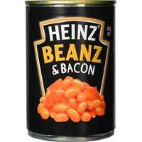 Heinz Baked Beans With Bacon