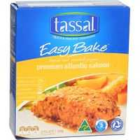 Tassal Easy Bake Salmon Lemon & Pepper