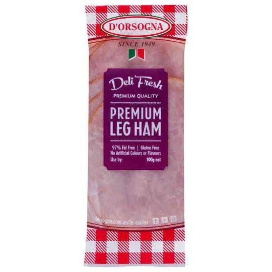 D'orsogna Deli Fresh Ham Premium Leg