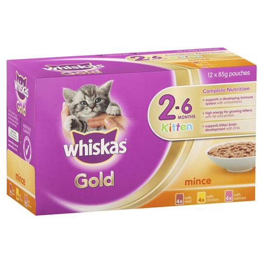 Cat Food With Antacids
