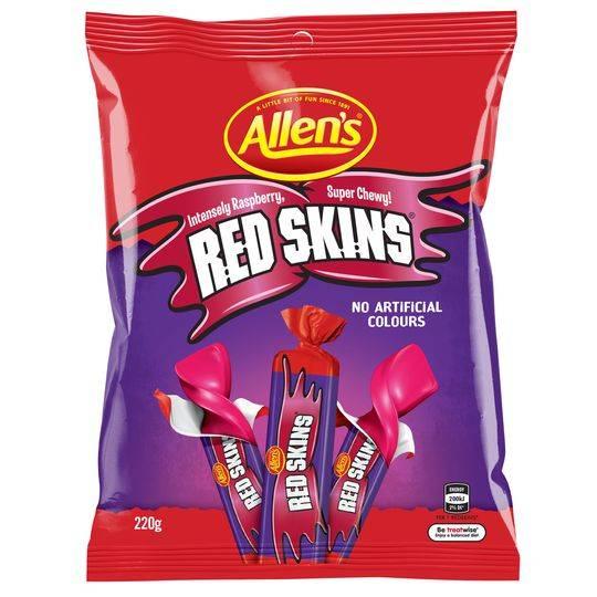 Allen's Red Skins