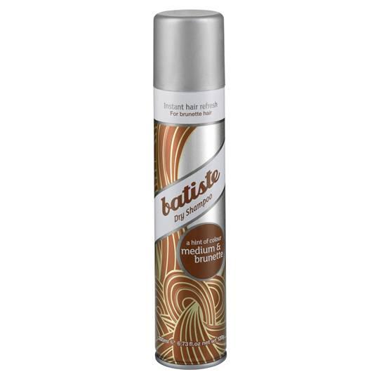 Batiste Medium & Brunette Dry Shampoo