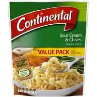 Continental Pasta & Sauce Sour Cream & Chives