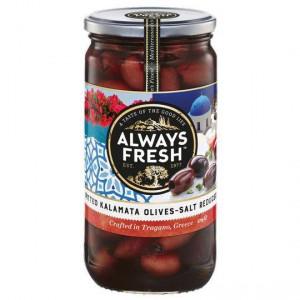 Always Fresh Olives Pitted Kalamata