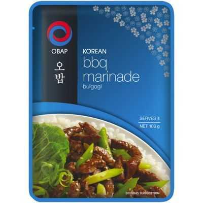 New Korean Food Melrose