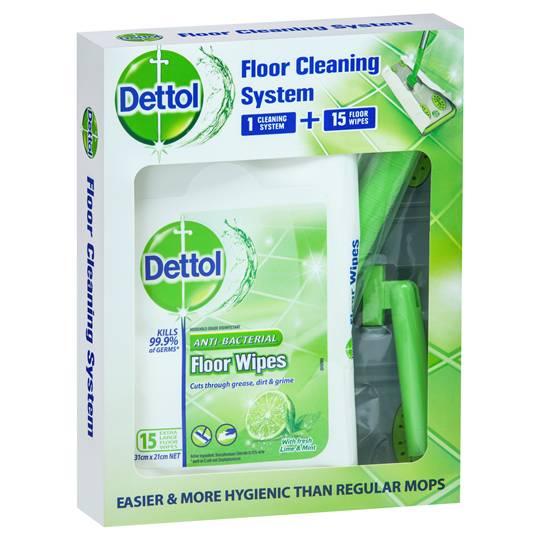 Dettol Floor Cleaner System