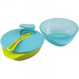Explora Easy Scoop Feed Bowl And Lid
