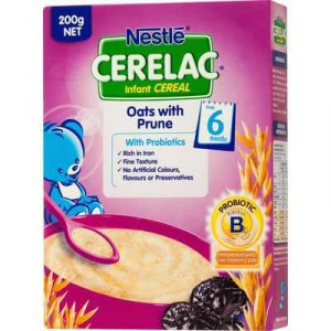 Cerelac 6 Months Oats With Prune Ratings Mouths Of Mums