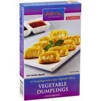 Asiana Asian Dumplings Vegetable