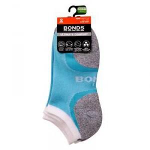 Bonds Kids Socks Ultimate Comfort Low Cut 2-8