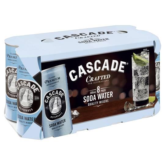 Cascade Soda Water