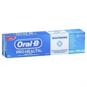 Oral-b Pro-health Whitening Fluoride Toothpaste Mint