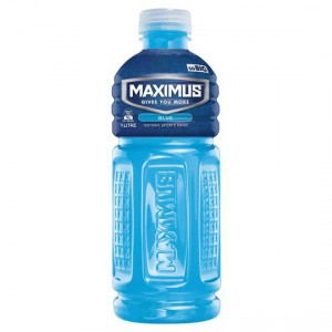 Maximus Blue Bring It On