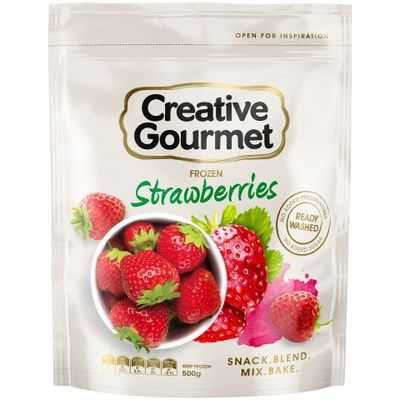 Creative Gourmet Fruit Strawberries