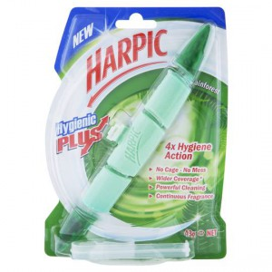 Harpic Hygienic Plus Toilet Cleaner Rainforest