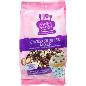 Dollar Sweets Cake Decoration Choco Crispies Mixed