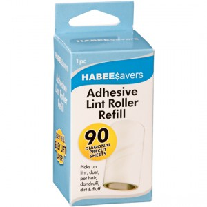 Habee Savers Roller Refill 1x90 Sheets