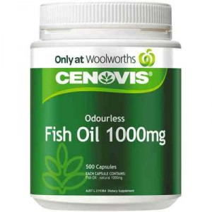 Cenovis odourless fish oil 1000mg ratings mouths of mums for Fish oil ratings