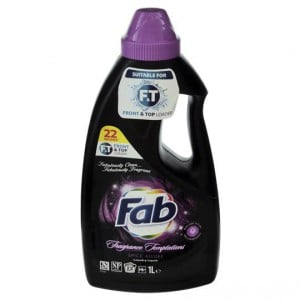 Fab Top & Front Loader Laundry Liquid Spice Allure