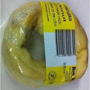 Bow Wow Treat Vanilla Flavoured Donut