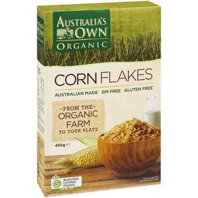 Australia's Own Organic Corn Flakes