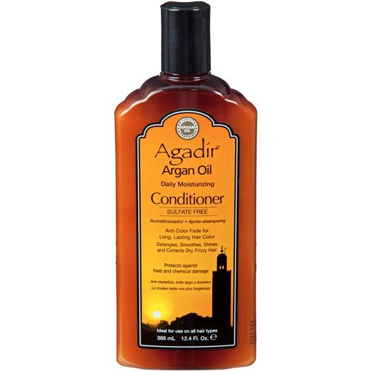 mom129591 reviewed Agadir Argan Oil Conditioner Moisturising