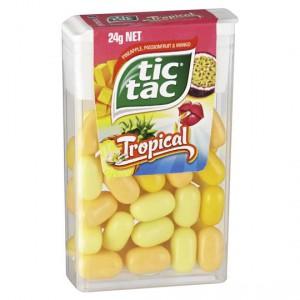 Tic Tac Tropical