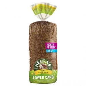 Helga's Lower Carb Bread Soy & Toasted Sesame