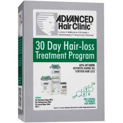 Advanced Hair Treatment Hair Loss 30 Day