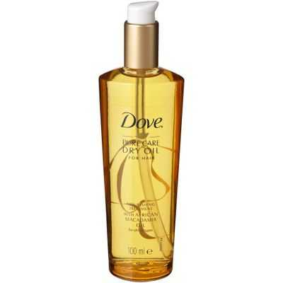 Dove Nourish Oil Care Treatment