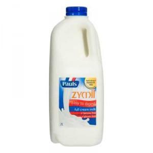 Pauls Zymil Full Cream Milk
