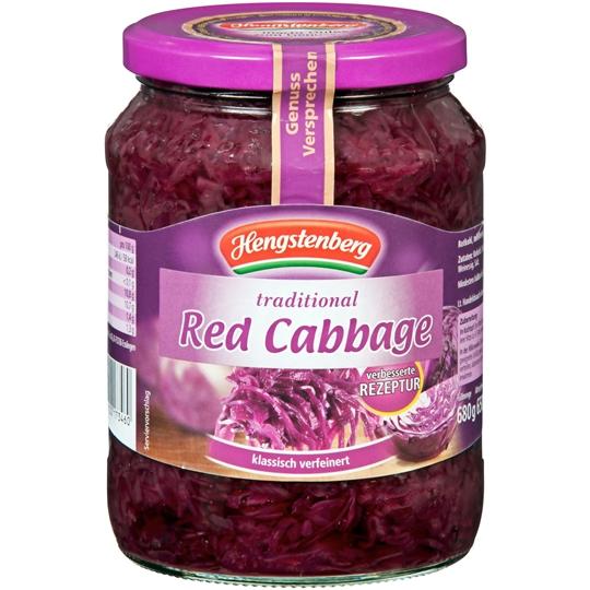 Hengstenberg European Red Cabbage