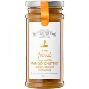 Beerenberg Chutney Mango