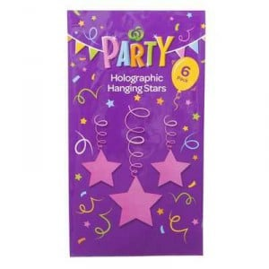 Party Decoration Hanging Stars