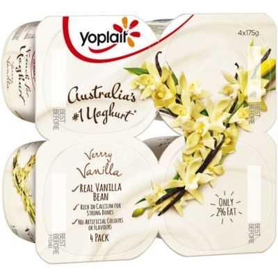 mom112217 reviewed Yoplait Vanilla Yoghurt