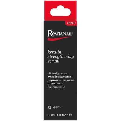 Revitanail Keratin Nail Strengthening Serum