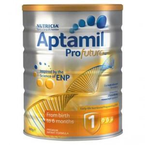 Aptamil Profutura Baby Formula Stage 1 From Birth - 6 Months