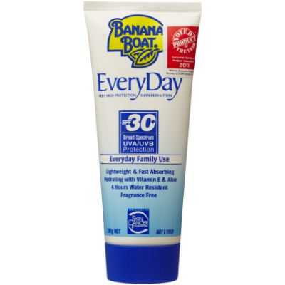 Banana Boat Spf 50+ Sunscreen Everyday