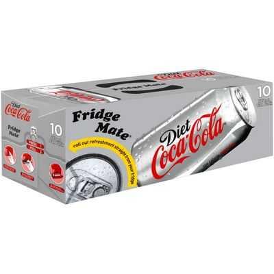 Coca Cola Diet Fridge Mate