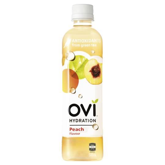 Ovi Peach Flavoured
