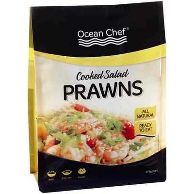 ~Loui~ reviewed Ocean Chef Prawns Cooked & Peeled